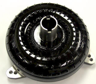"""TH350 / TH400 Torque Converter"" 9 1/2 Inch Billet Converter, Turbo Raptor 9. #550"