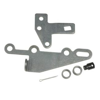 Shift lever, fits TH400, TH350, 700R4, 200-4R transmissions. Works with B&M shifters