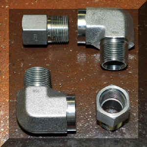 ALLISON COOLER LINE FITTINGS