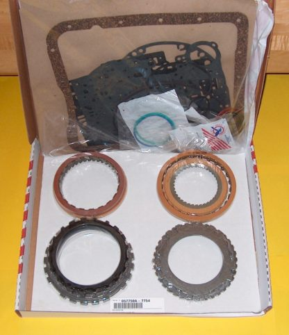 STOCK MASTER REBUILD KIT, 4L60E ALL HIGH ENERGY CLUTCHES , 1997-2003 (WITHOUT MOLDED PISTONS)