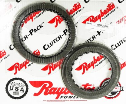 RGPZ-019 8L90 GPZ FRICTION CLUTCH PACK