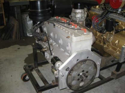 Packard Straight 8 Motor to Chevy Transmissions, Such as 700R4, 4L60E, 200-4R, TH400 and Others.