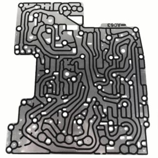 ZF6HP21, 6HP28, 6HP34 (Gen. 2) Codes: A063, B063 Bonded Valve Body Plate Alto #183007
